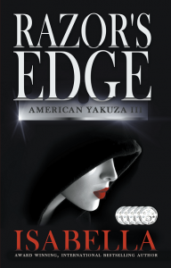 Image for the book, Razor's Edge by Isabella