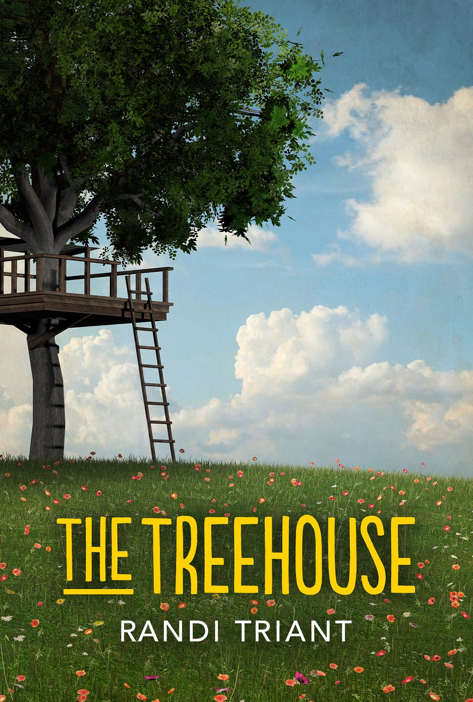 Buy The Treehouse by Randi Triant here